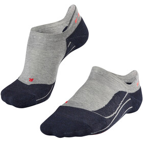 Falke RU4 Invisible Running Socks Women grey